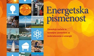 Published Slovene translation of Energy Literacy Handbook