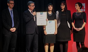 Gorenje Group received three awards for best annual report